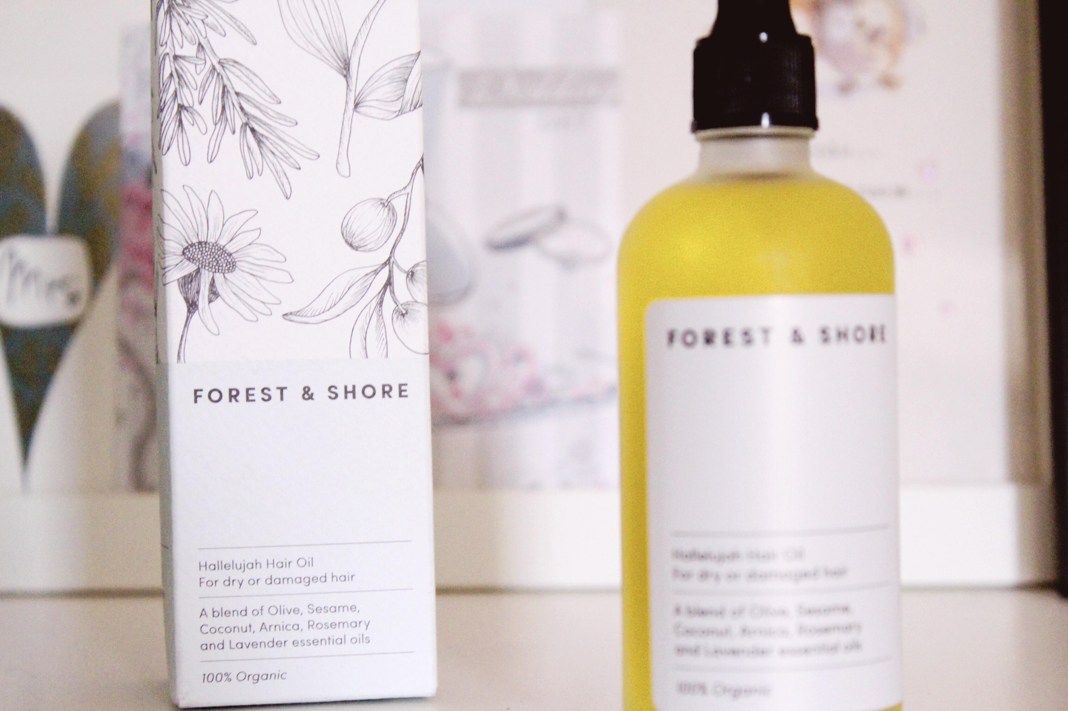 Forest & Shore - Hallelujah Hair Oil