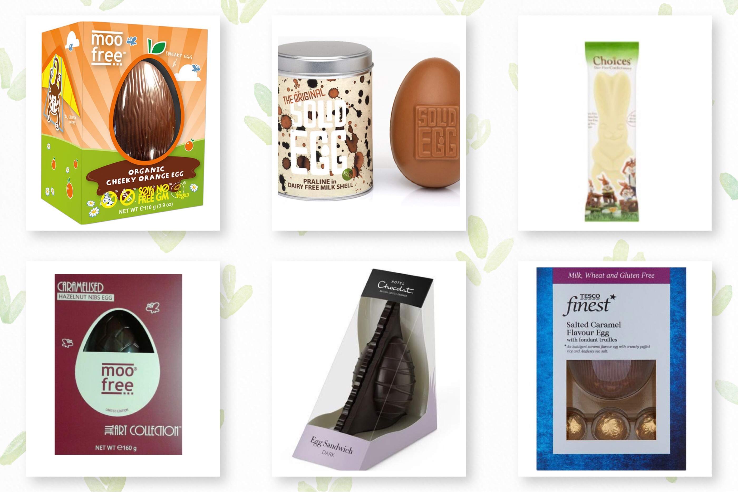 vegan easter eggs uk