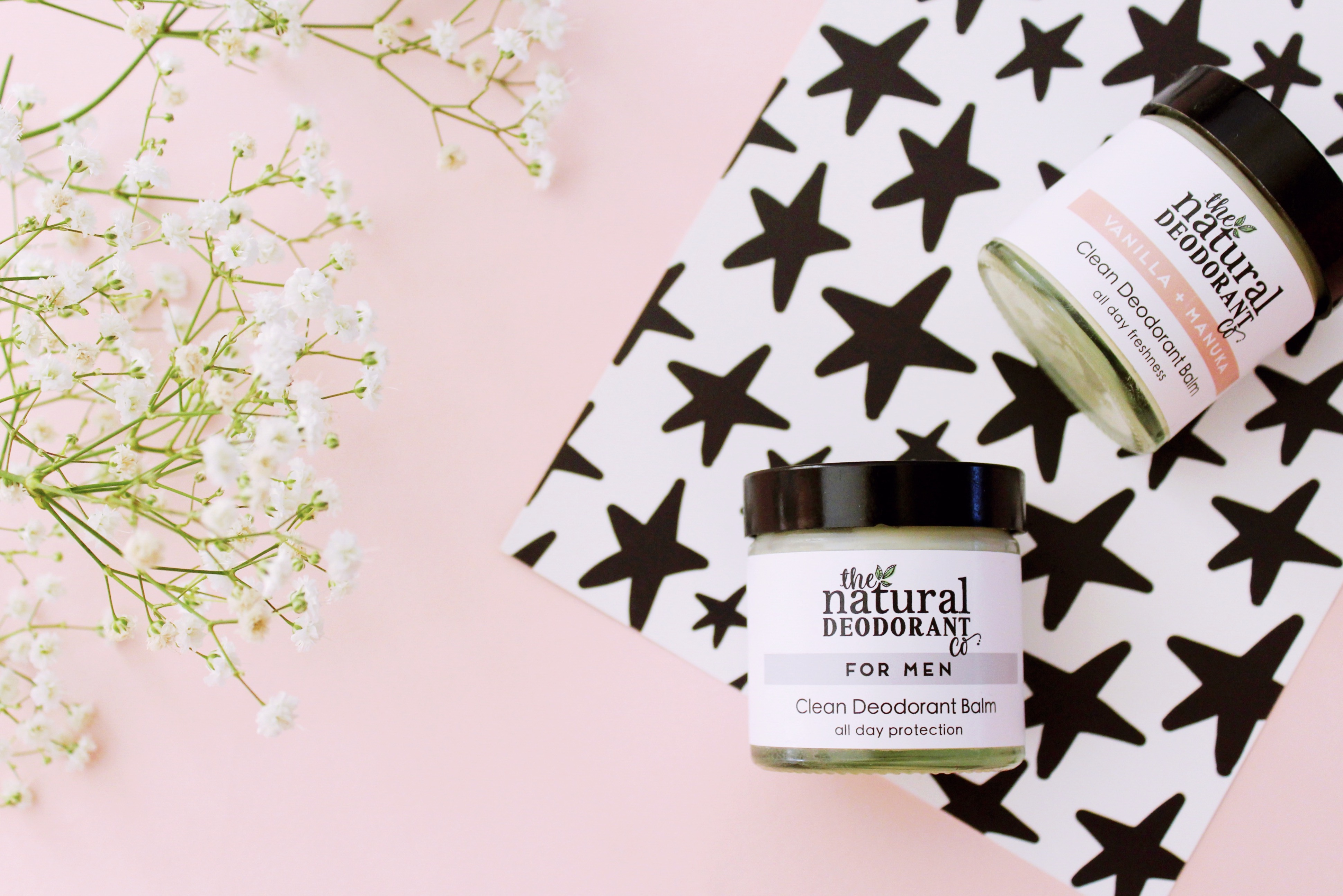 all-natural deodorant in the UK