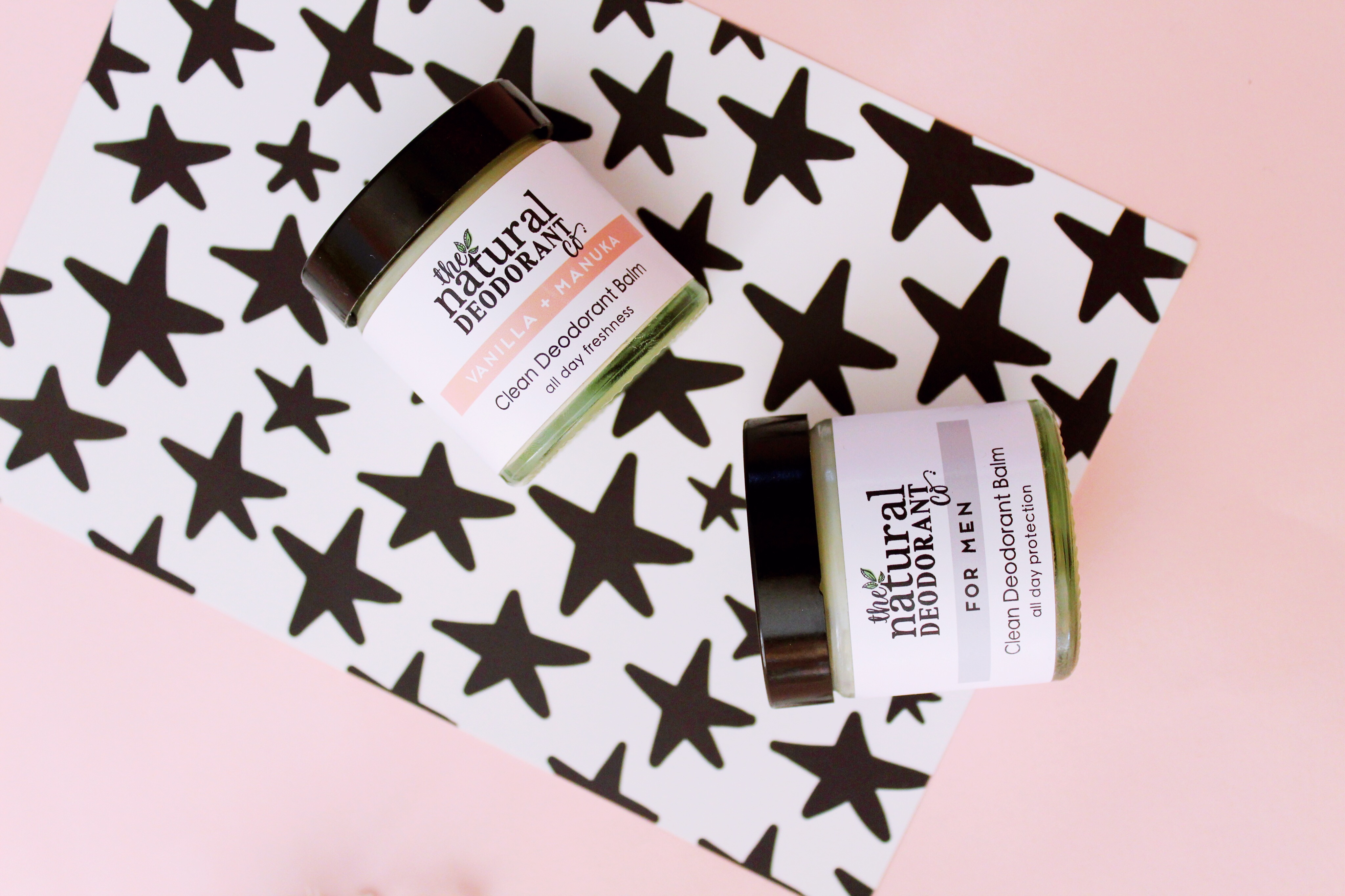 review - the natural deodorant company - cruelty-free and vegan deodorants