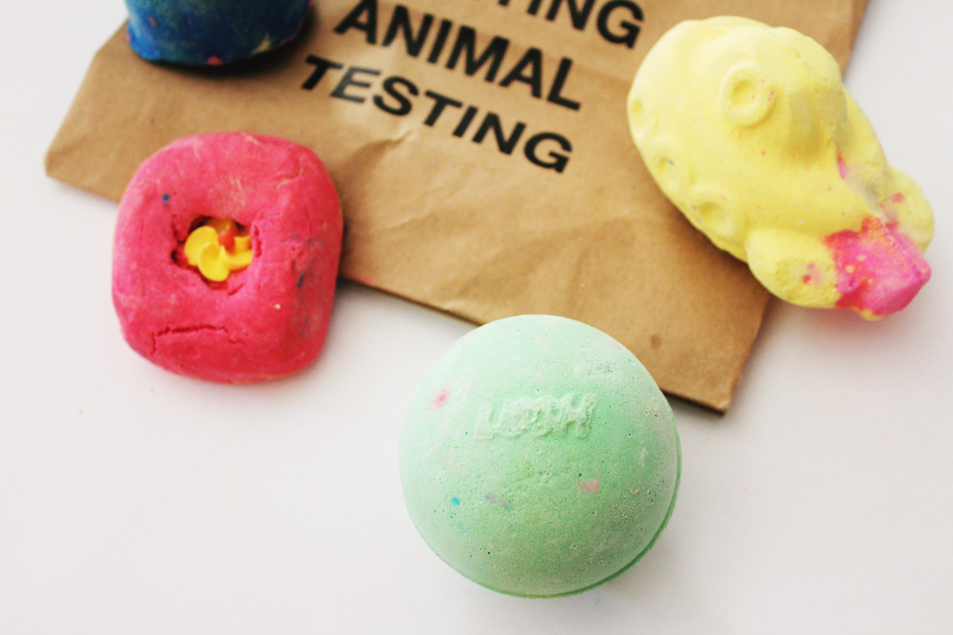 My LUSH summer favourites in 2018