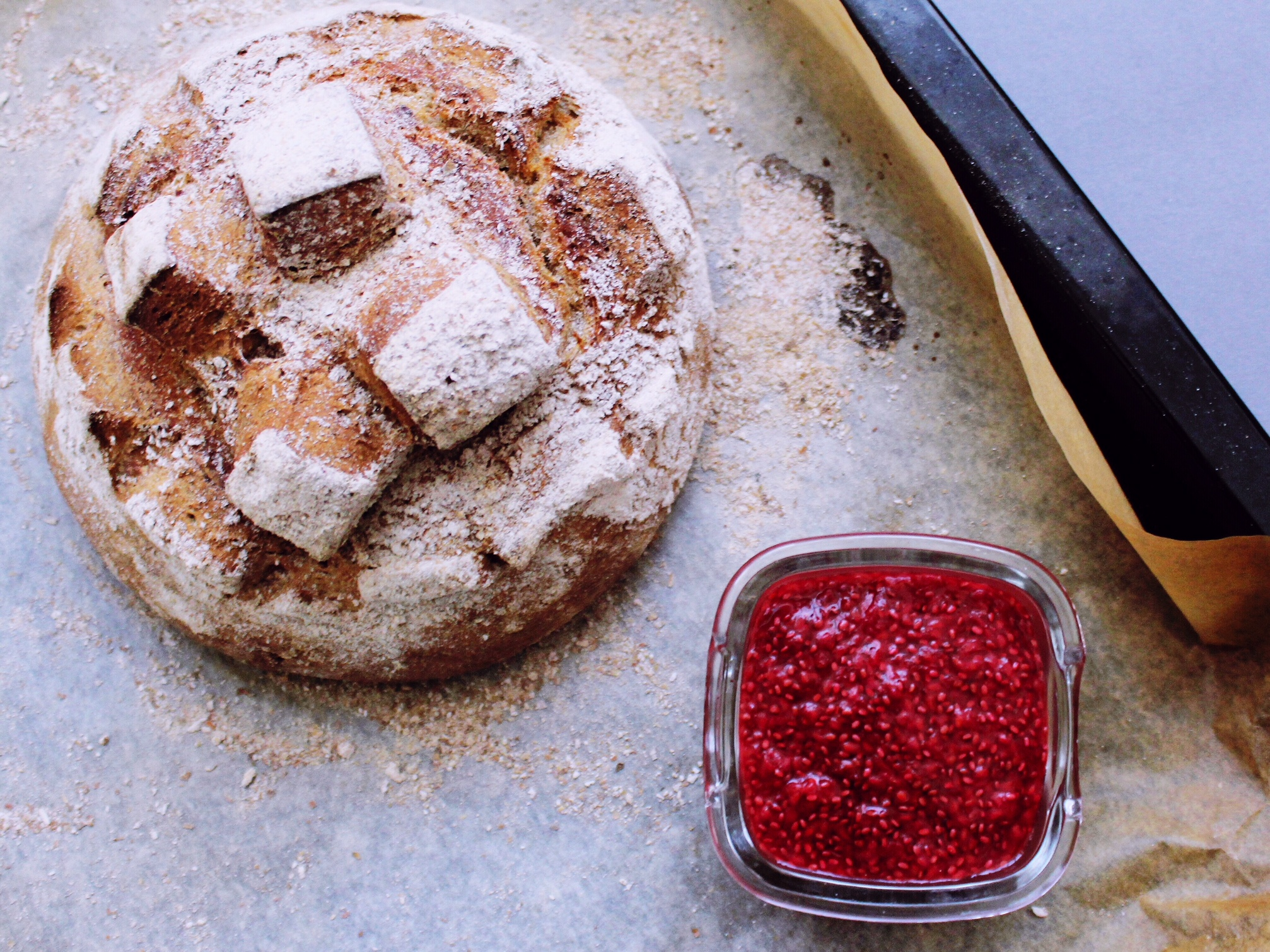 Bake your own sourdough - tips and tricks to make it easy