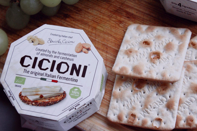 Cicioni - fermentino for vegan cheeseboard