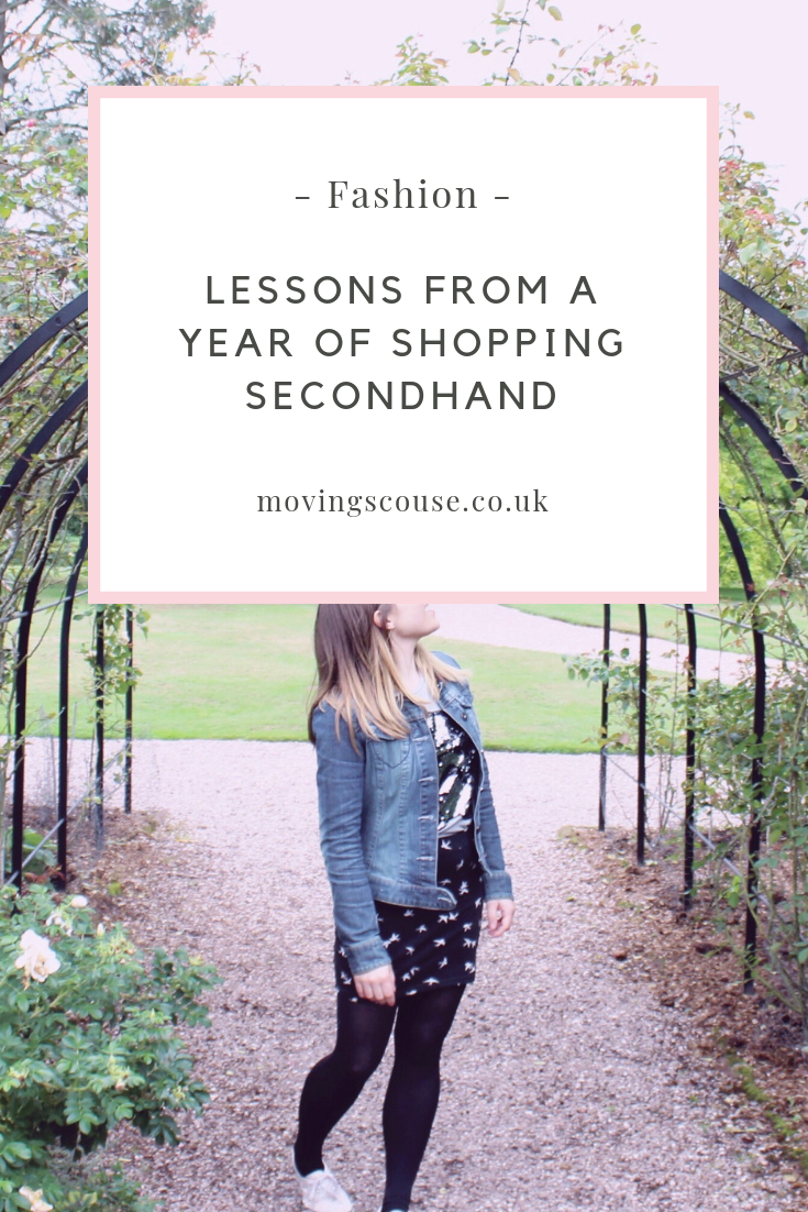 Fashion | Lessons from a Year of Shopping Secondhand
