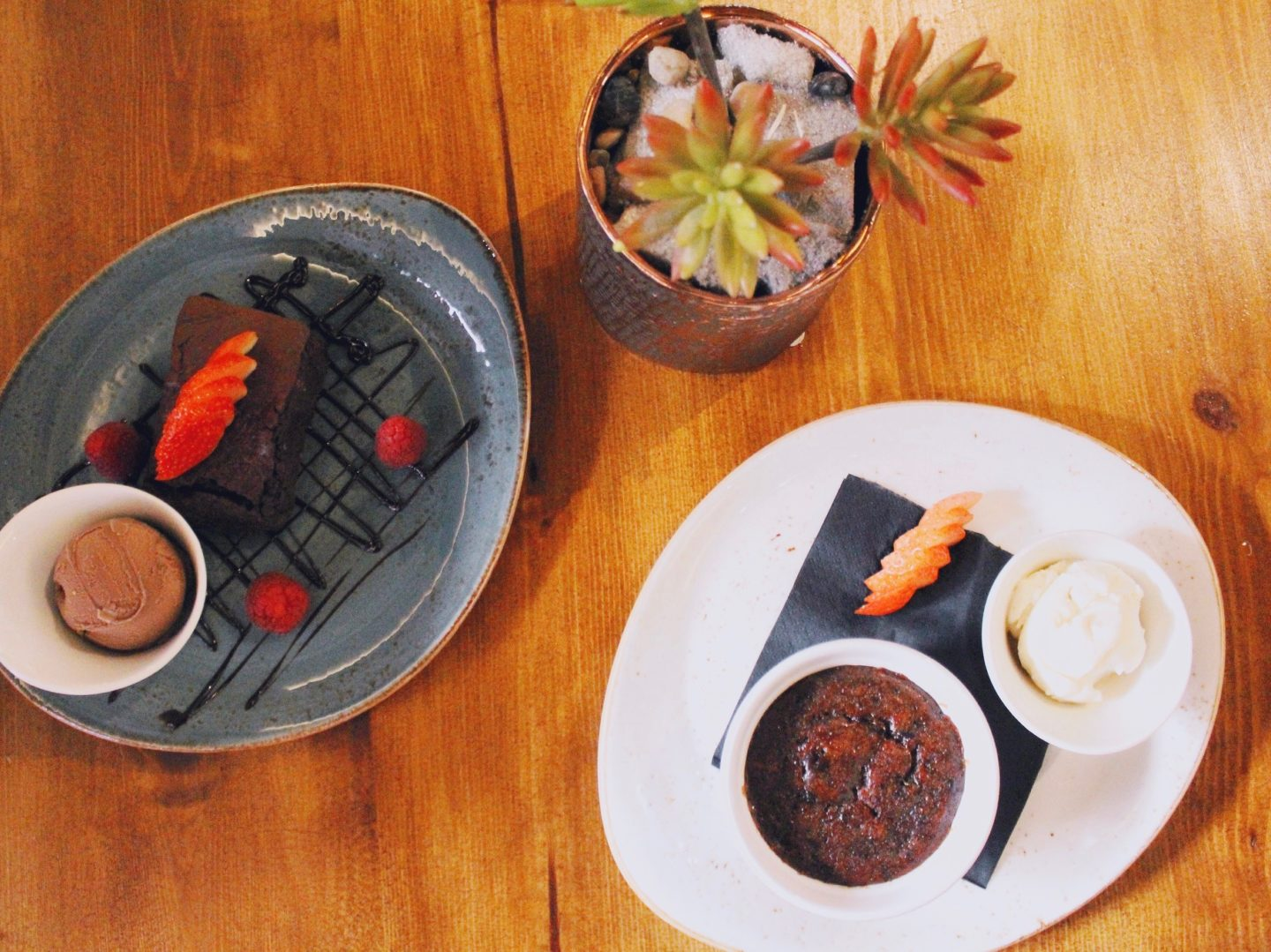Ropewalks Bar & Kitchen Vegan Desserts
