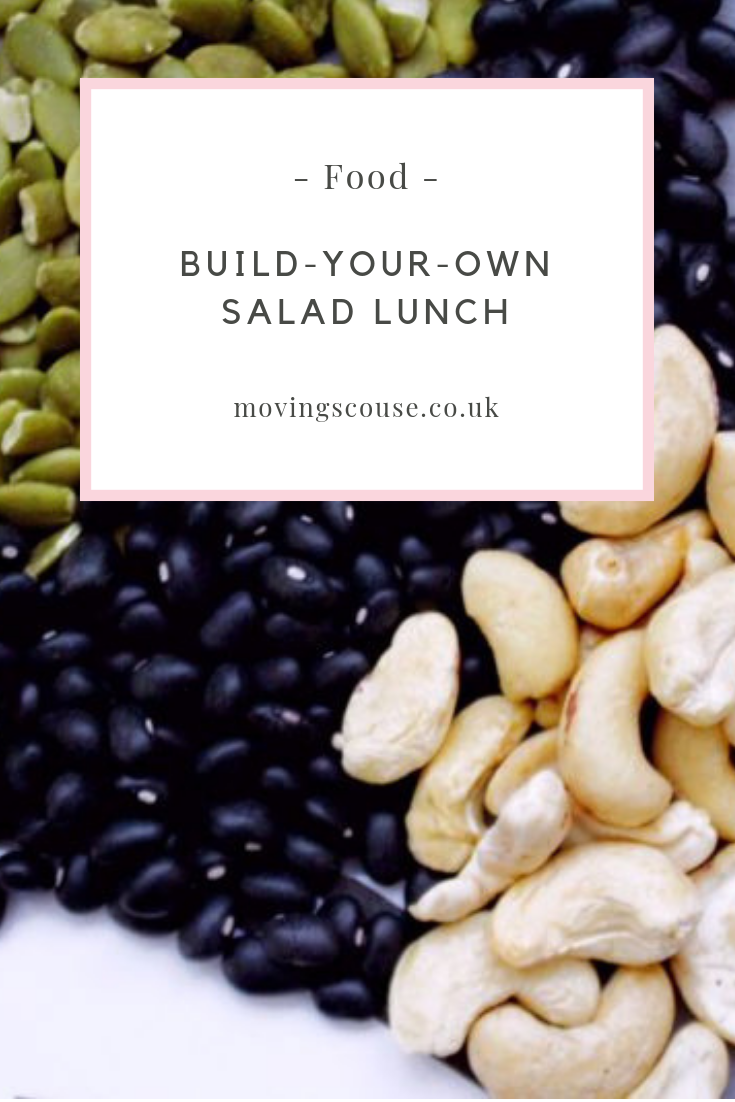 Food | Build-Your-Own Salad Lunch | movingscouse.co.uk