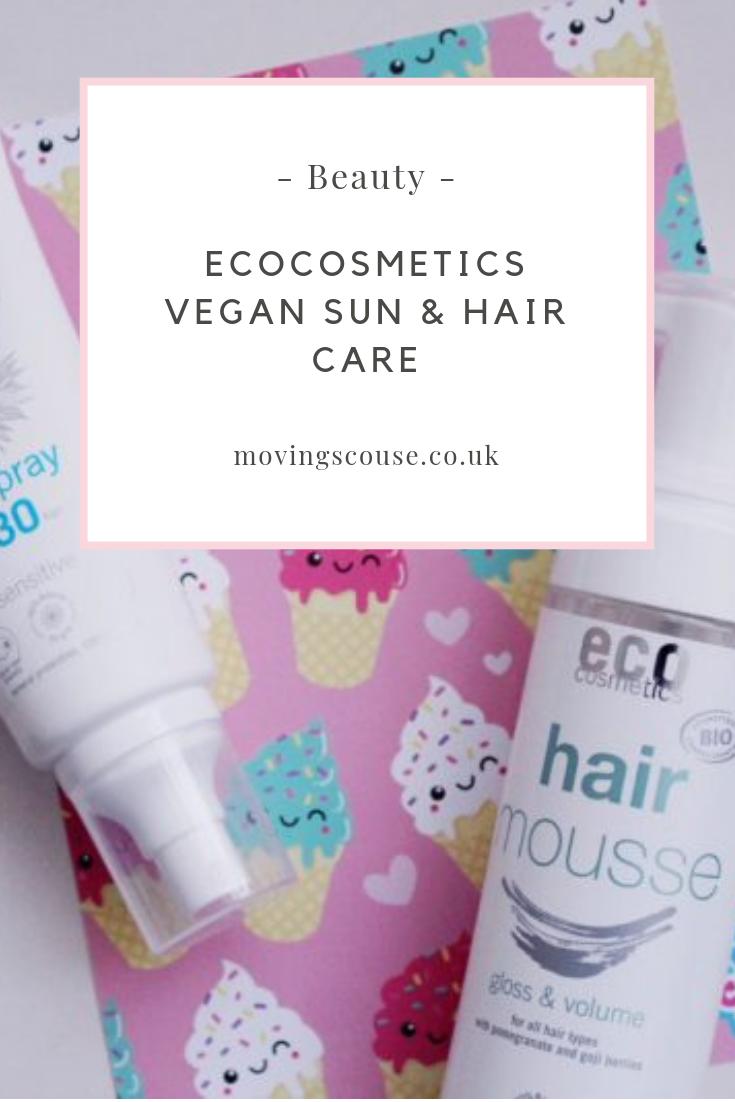 Beauty | Ecocosmetics Vegan Sun & Hair Care | movingscouse.co.uk