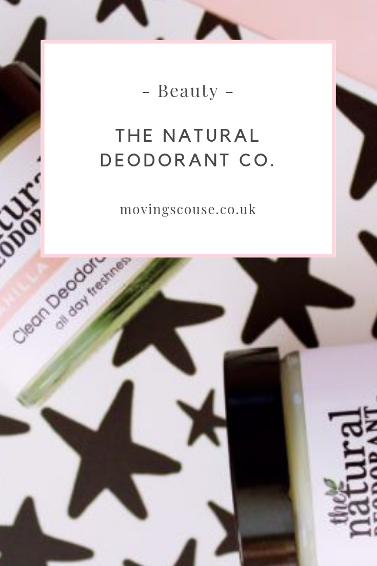 Beauty | The Natural Deodorant Co. | movingscouse.co.uk