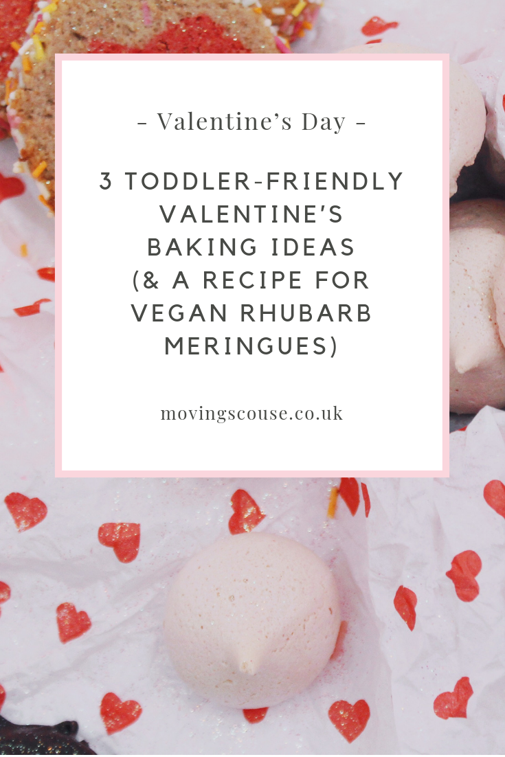 Valentine's Day | 3 Toddler-Friendly Valentine's Baking Ideas | movingscouse.co.uk