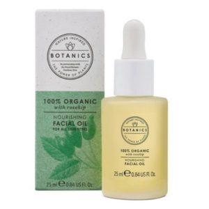 Botanics 100% Organic Facial Oil