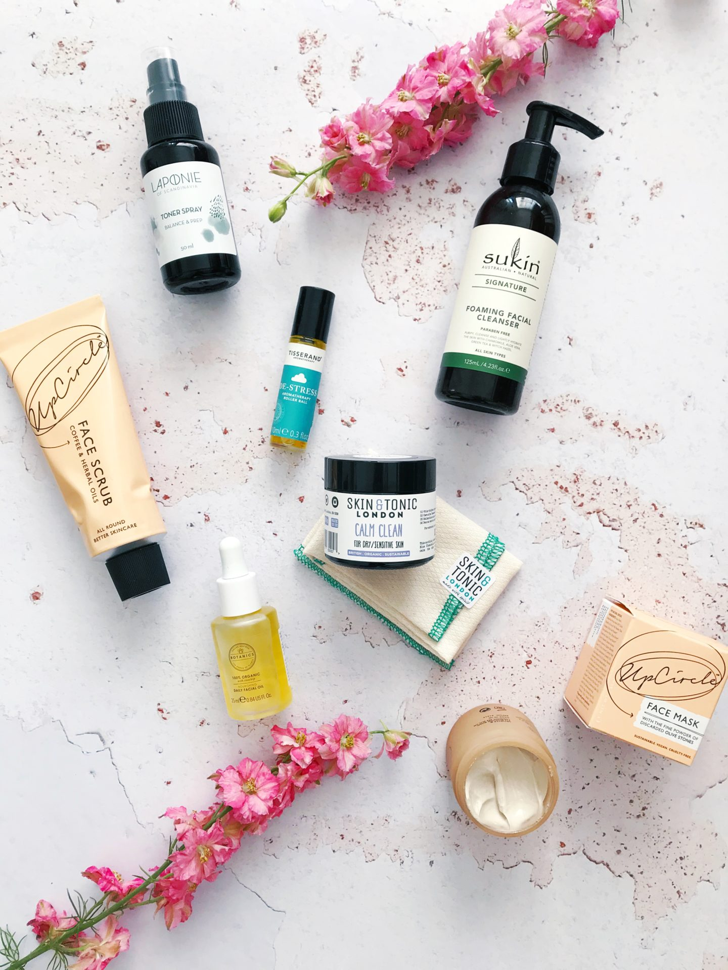 My postpartum Skincare favourites