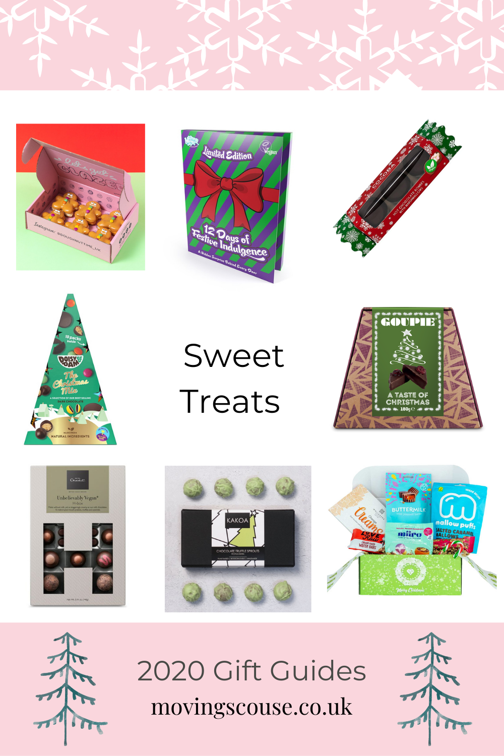 Vegan Sweet Treats - 2020 Sustainable Gift Guide