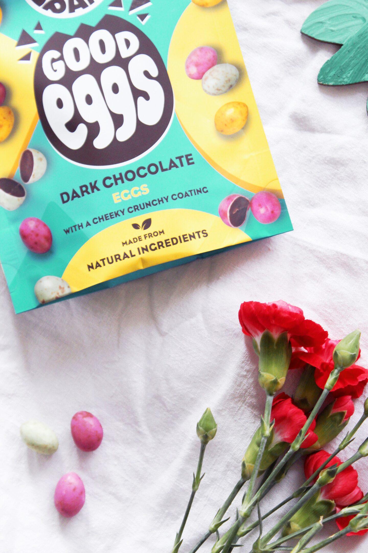 Doisy & Dam Good Eggs vegan mini eggs - movingscouse.co.uk