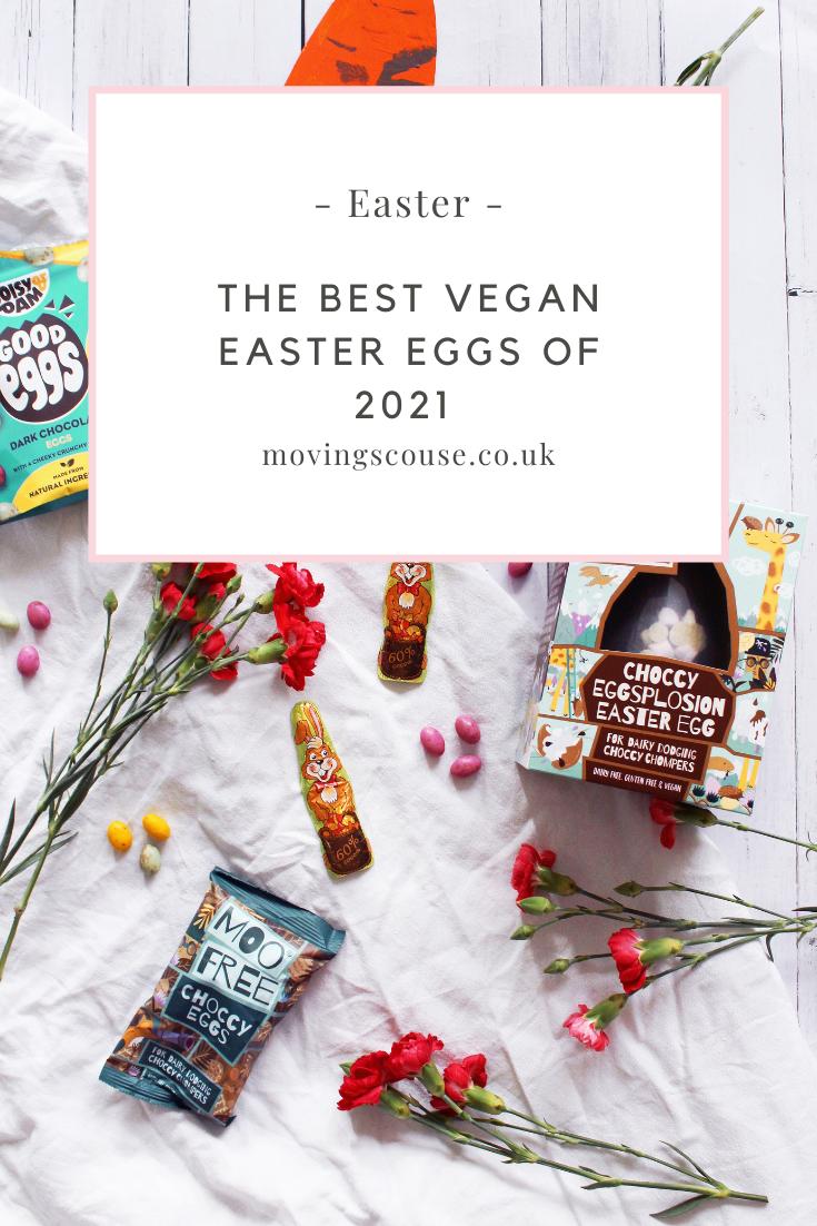The Best Vegan Easter eggs of 2021 on movingscouse.co.uk